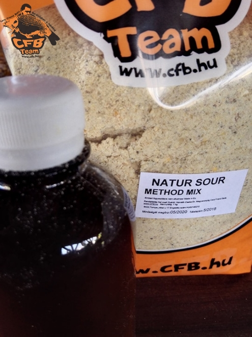 NATUR SOUR METHOD MIX+250ml NATUR SOUR FEEDER LIQUID